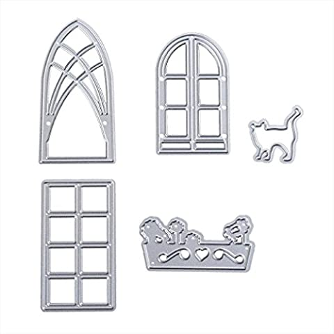 Covermason Scrapbooking Cutting Dies Stencil Metal Embossing For Home Decor