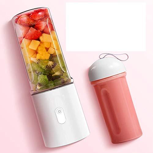BAIYIQ Licuadoras paraVerduras,Licuadora Frutas,Mini máquina de Jugo Frito de Carga eléctrica, configuración...