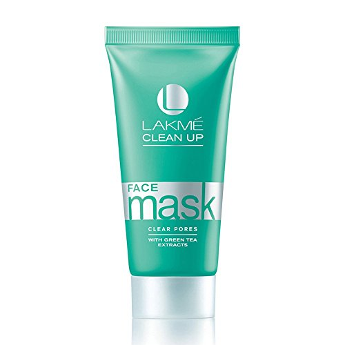 lakme-clean-up-clear-pores-face-mask-50g