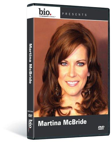 Biography: Martina Mcbride [DVD] [Import]