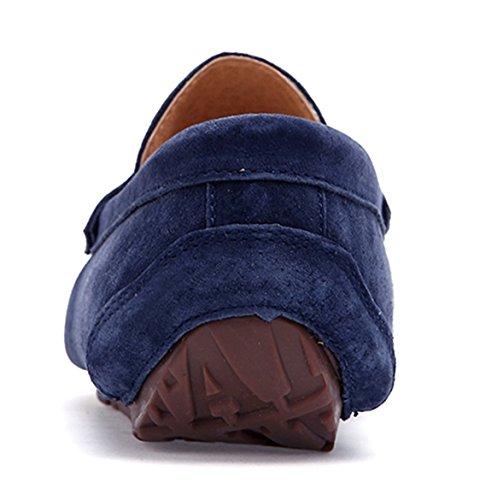 TDA , Sandales Compensées homme Bleu
