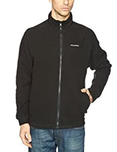 Craghoppers Men's Basecamp Interactive Fleece - Black, Small
