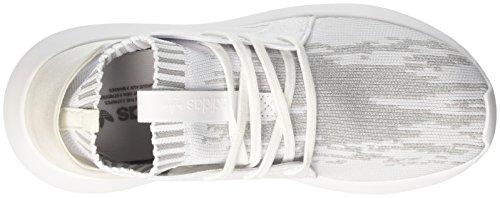adidas Damen Tubular Defiantpk W Sneakers Weiß (Ftwwht/ftwwht/cgrani)