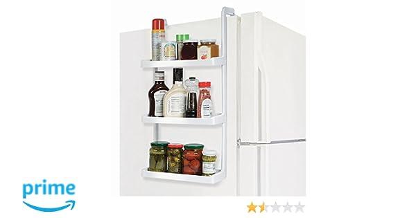 Kühlschrank Hängeregal : Hänge regal für waschmaschine oder kühlschrank mit saugnäpfen