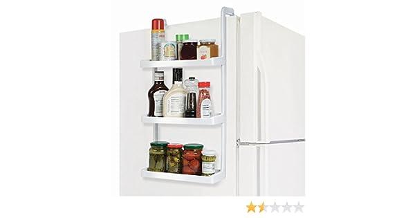 Kühlschrank Hänge Regal : Hänge regal für waschmaschine oder kühlschrank mit saugnäpfen