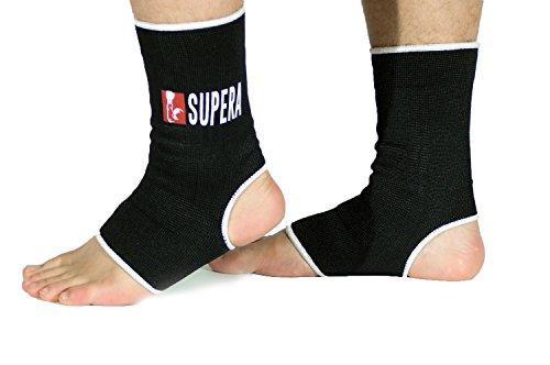 Vendaje elástico para pies SUPERA – tobillera elástica para la pro