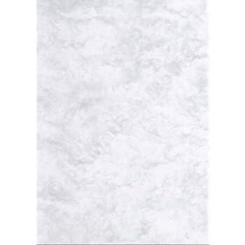 Marmorpapier A4 90g m² 100 Blatt cyan