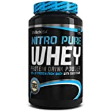 Biotech USA 10004030810 Nitro Pure Whey Protéine Saveur Caramel-Capuccino