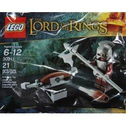 LEGO The Lord of the Rings: Uruk-Hai with Ballista Set 30211 (Bagged) by LEGO (Die Lego Herr Der Ringe)