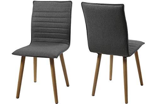 Möbel Stuhl Synoun Design ABC home Küche schwarz Klassiker ZiOPXuk