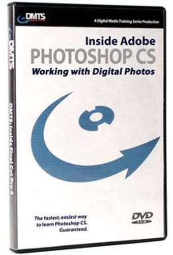 DMTS Inside Adobe Photoshop CS Working with digital photos (DVD ROM)