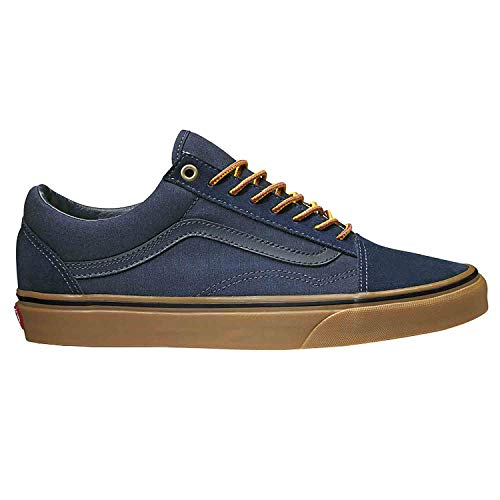 Vans Old Skool Shoes 40.5 EU Sky Captain Boot Lace