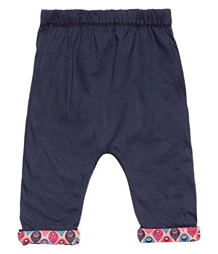 Sense Organics Baby Girls' Baker Hose (Beidseitig Tragbar) Bio-Baumwolle GOTS-Zertifiziert Track Bottoms