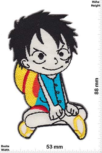Parches   Monkey D. Ruffy   Manga   One Piece  Cartoon