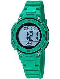 7817456a305e Amazon.es  Calypso - Verde  Relojes