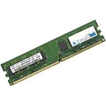 Memoria RAM de 2GB para Asus M2N-SLI Deluxe (DDR2-4200 - Non-ECC) - Memoria para la placa base
