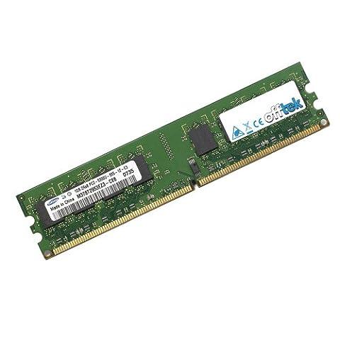 RAM 1Go de mémoire pour ZOTAC nForce 750a SLI (DDR2-5300 - Non-ECC)