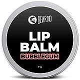 Beardo Bubblegum Lip Balm for Men 7 gm | for soft Kissable lips | Lip Care For Dry, Cracked and Chapped lips | Lip Repair & P