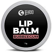 Beardo Bubblegum Lip Balm for Men 7 gm | for soft Kissable lips | Lip Care For Dry, Cracked and Chapped lips | Lip…
