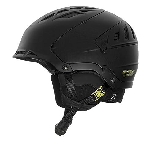 K2 Skis Uni Diversion Helm, Black, M (55-59 cm) (Best Tech-weihnachtsgeschenke 2016)