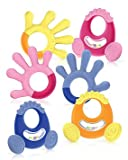 Nuby Softees Large Teether (Colours and ...