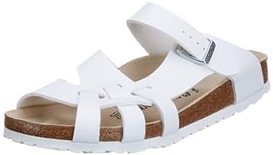 Birkenstock Pisa  Women's Sandals  White Slim, 2 UK (35 EU)