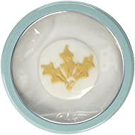 Cartwright & Butler Round Iced Christmas Cake in Tin 600 g