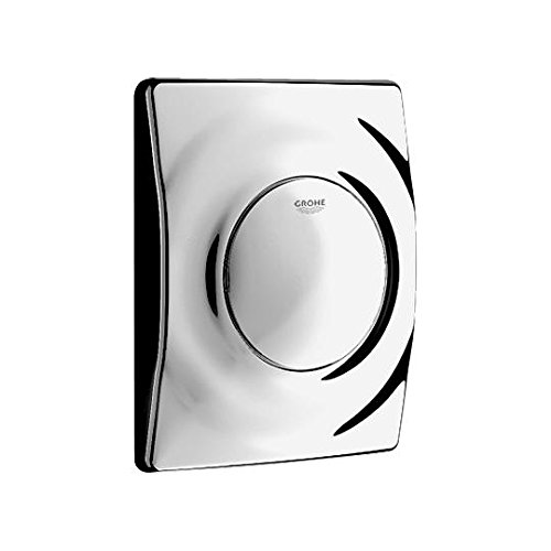 Grohe Revisionsplatte Surf 38808000, Chrom, 116 x 144 x 32 mm