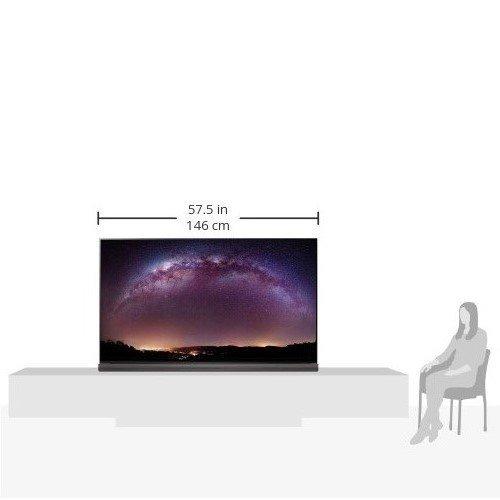 LG OLED65G6V 164 cm (65 Zoll) OLED Fernseher (Ultra HD, Dual Triple Tuner, Smart TV, 3D plus) - 12
