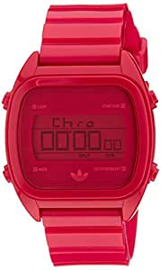 adidas Unisex-Armbanduhr Sydney Digital Quarz Silikon ADH2729
