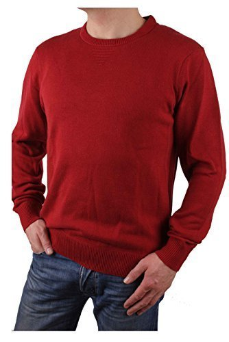 Timberland Herren Pullover Williams River Crew Rot