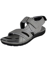 Earton Men's Grey EVA Sandals & Floaters