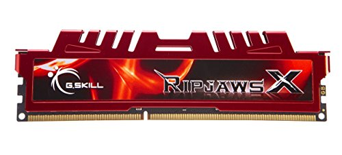 G.Skill RipJawsX Arbeitsspeicher 8GB (1866 MHz, CL10) DDR3-RAM