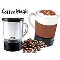 Magic Coffee Frothing Mug Make Gourmet Coffee by BOXTRONE