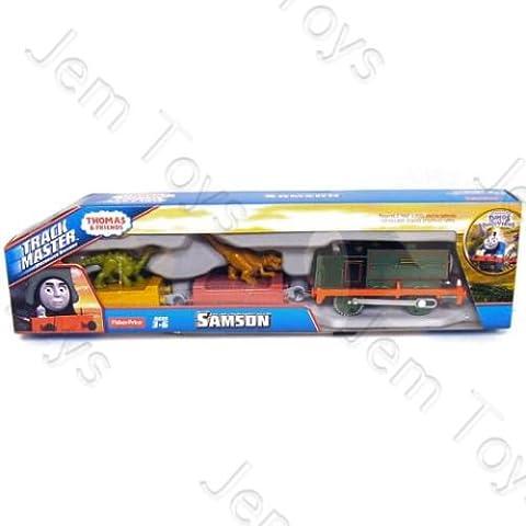 Thomas and Friends Trackmaster Revolution Motorized Engine Trains Mattel Sets Trackmaster Samson - CDB74