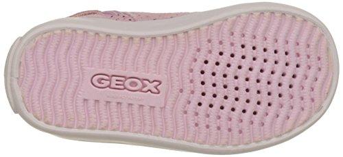 Geox B Kilwi Girl Baby Mädchen Lauflernschuhe Pink (Lt Pinkc8010)