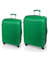 Gabol trail juego de 2 maletas: mediana y grande