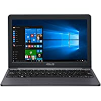 "ASUS L203NA-FD037TS PC Portable 11,6"" Gris (Intel Celeron, 4 Go de RAM, 32 Go, Windows 10 S) Clavier Français AZERTY + Office 365 Personnel Inclus Pendant 1 an"