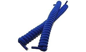Lockys–L'original Lacets spirales élastiques autobloquants pour homme, femme, femmes enceintes, personnes âgées