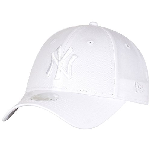 New Era WMNS Leag 9Forty Damen Adjustable Cap NY Yankees Weiß Weiß, Size:ONE Size