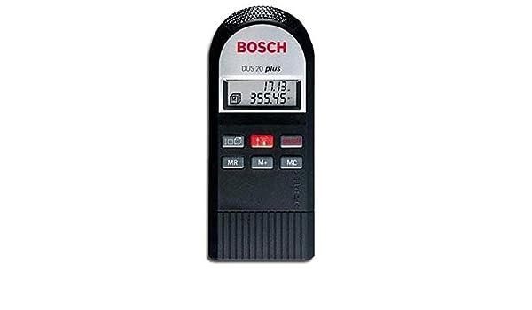 Bosch Entfernungsmesser Dus 20 Plus : Bosch dus plus amazon baumarkt