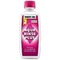 Thetford Aqua Kem Rinse Plus - Aditivo higienizante para tanques de agua de caravana (400 ml)