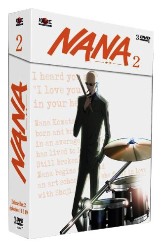 Nana - Coffret 2/5 (édition simple)