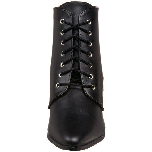 Pleaser  Vic35, Bottes Classiques mixte adulte Noir (Black)