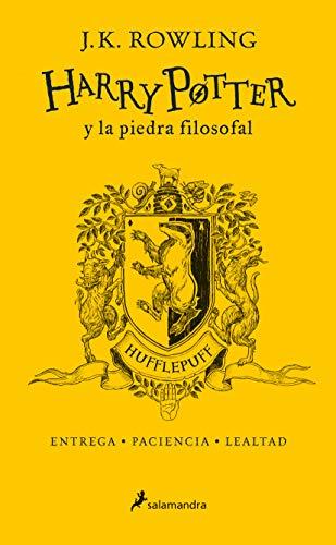 HP piedra filosofal-20 aniv-Hufflepuff 20 Aniversario