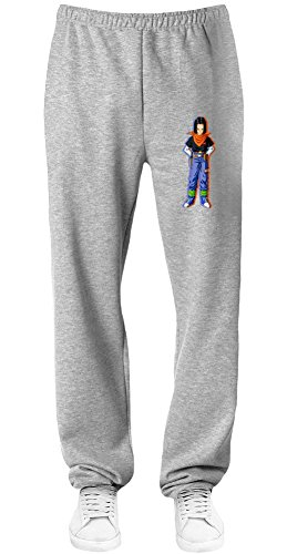 Android 17 Sweatpants Large