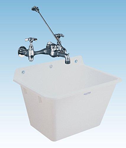 Big Benny Model 16Extra Large Sink Wash Basin Wall Mount