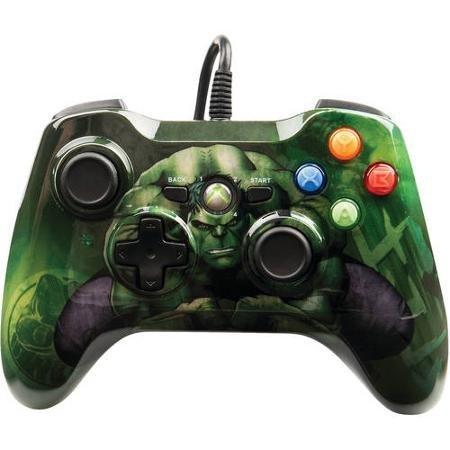 Xbox 360Wired Controller-Marvel Hulk Collector 's Edition-Serie 1 (Marvel Für Xbox 360)
