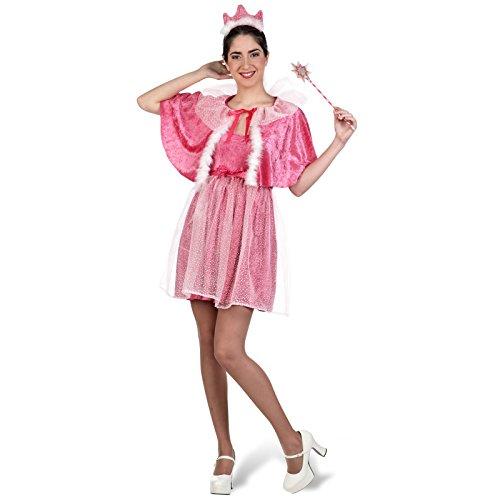 Dornröschen Frauen Kostüme (Dornröschen Märchen Kostüm Damen Kleid, Umhang, Haarreif Kostüm Klassiker -)