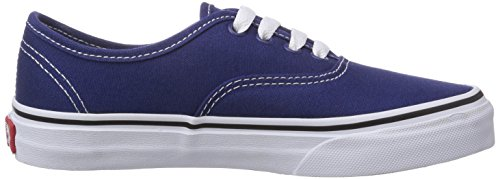 Vans AUTHENTIC Unisex-Kinder Sneakers Blau (twilight blue/t FSW)
